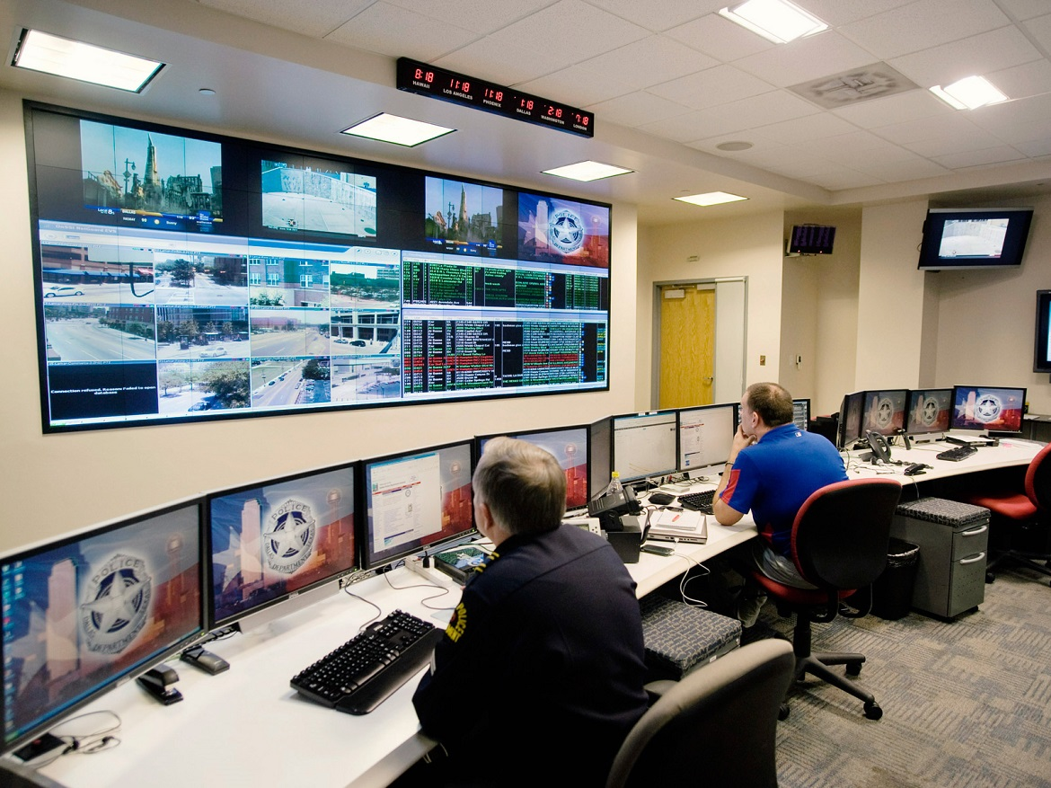 List of Known Fusion Centers